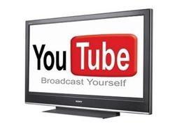 Youtube открыл бизнес в России