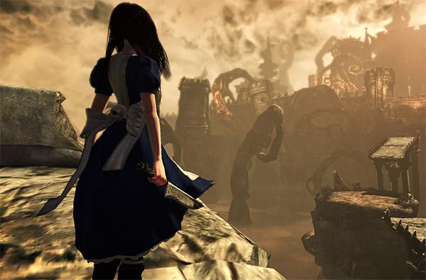 Alice: Madness Returns от Американа Макги