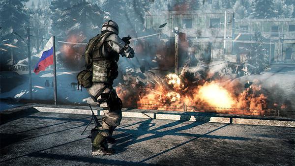 Bad Company 2: Onslaught выйдет на PC